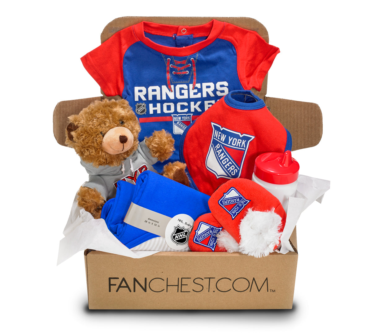 New York Rangers Baby FANCHEST I