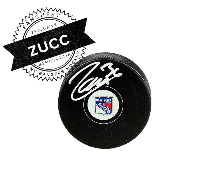 ZUCC Signed Puck