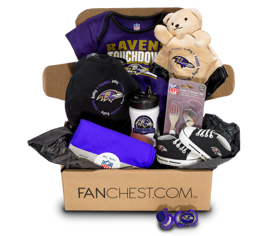Baltimore Ravens Baby Gear Ravens Baby Clothes