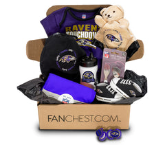 Baltimore Ravens Baby FANCHEST