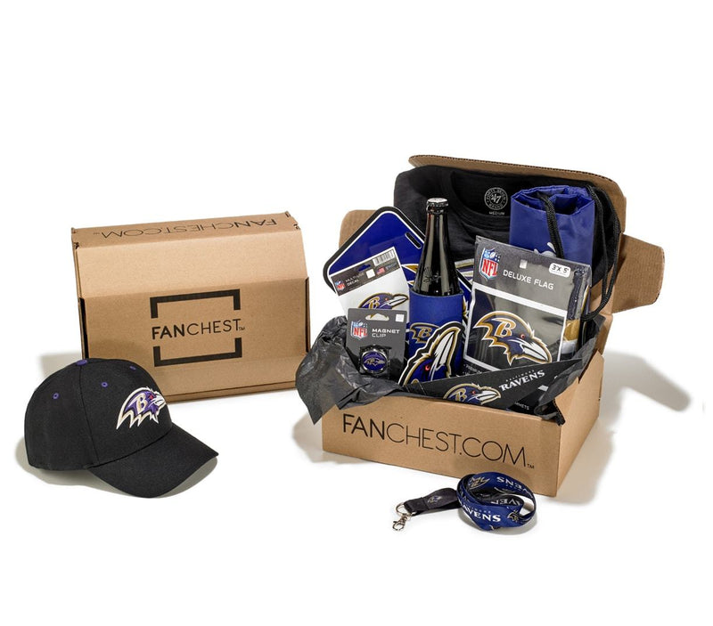 5ae5b461cbc Baltimore Ravens FANCHEST Deluxe
