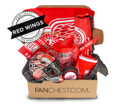Red Wings Memorabilia FANCHEST IV