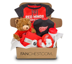 Detroit Red Wings Baby FANCHEST I