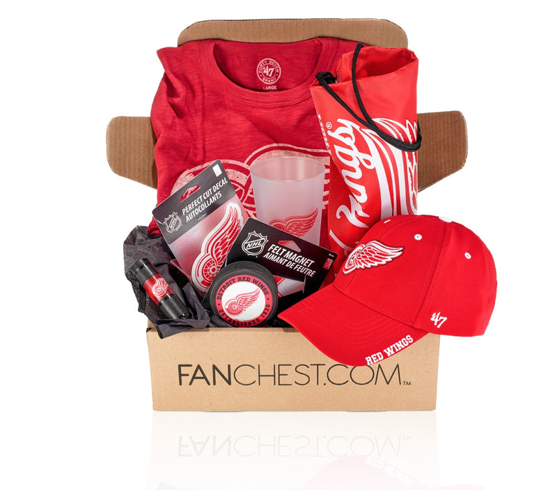 cheap for discount c648f 362be Detroit Red Wings FANCHEST