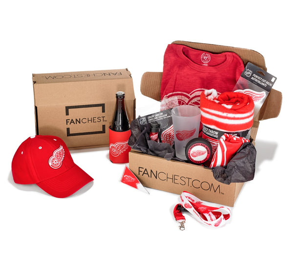 Detroit Red Wings FANCHEST Deluxe