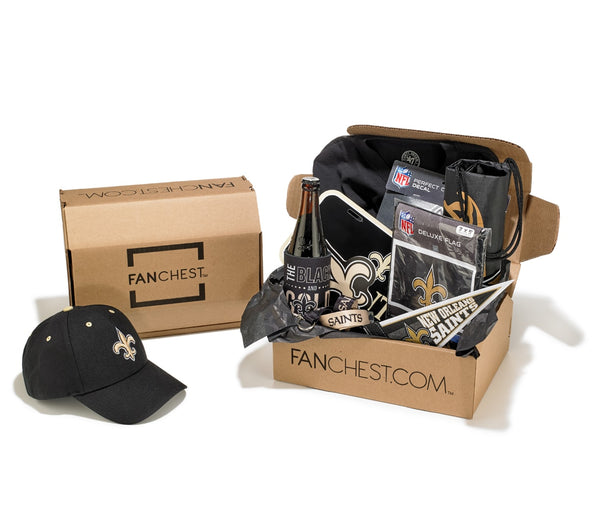 New Orleans Saints FANCHEST Deluxe