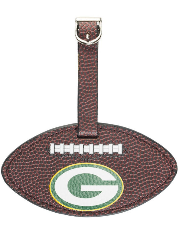 Packers Luggage Tag