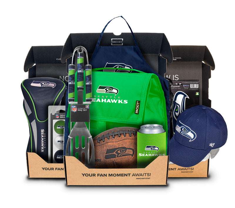 Seahawks Themed FANCHEST