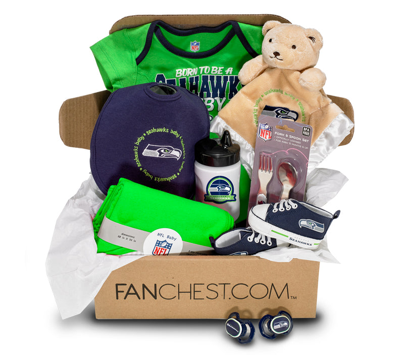 Seahawks Baby Gear Seahawks Baby Clothes Fanchest