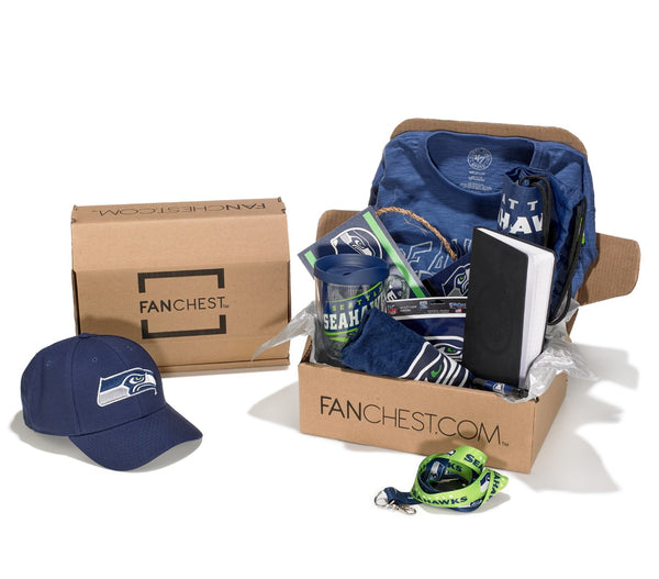 Seattle Seahawks FANCHEST Deluxe