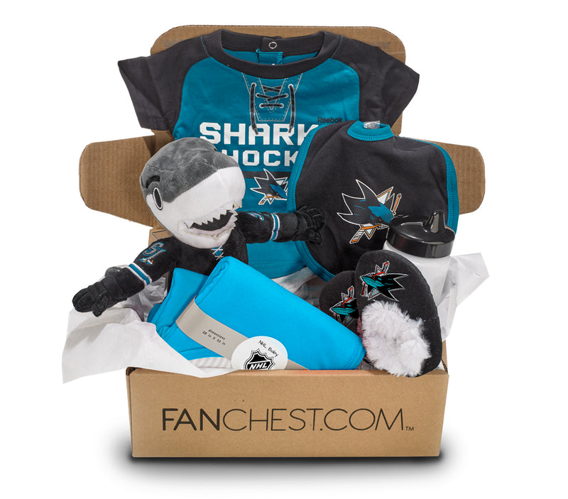 San Jose Sharks Baby FANCHEST f5e3efc44
