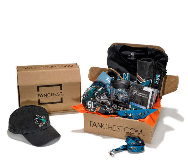 San Jose Sharks FANCHEST Deluxe