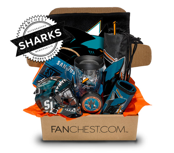 Sharks Memorabilia FANCHEST 3