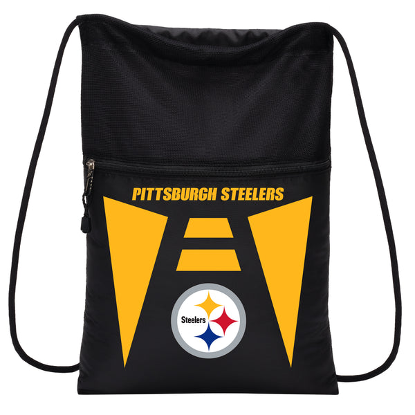 Steelers Drawstring Bag