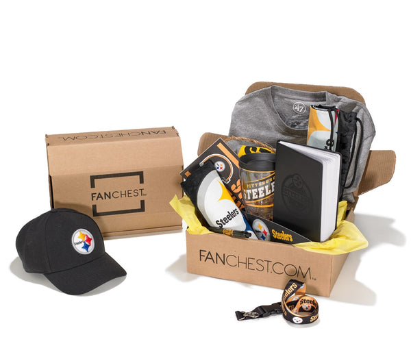 Pittsburgh Steelers FANCHEST Deluxe
