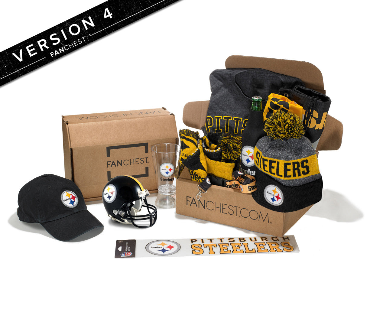 Pittsburgh Steelers Gift Box Best Steelers Gifts