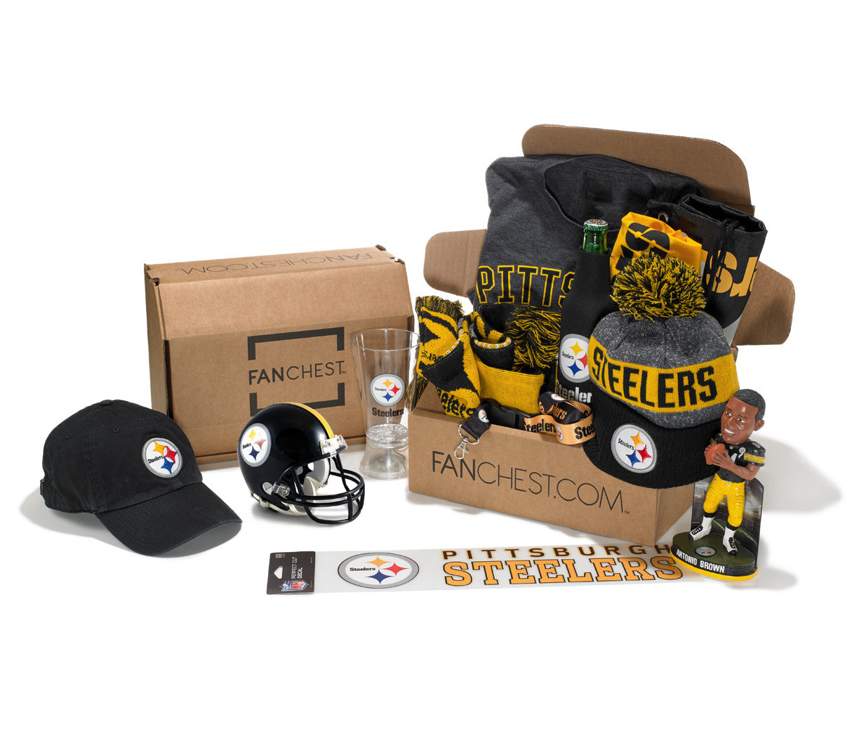 Pittsburgh Steelers Winter 2017 FANCHEST