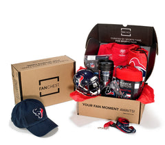 Houston Texans FANCHEST Deluxe