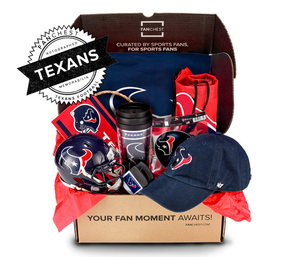 Houston Texans Memorabilia FANCHEST 1