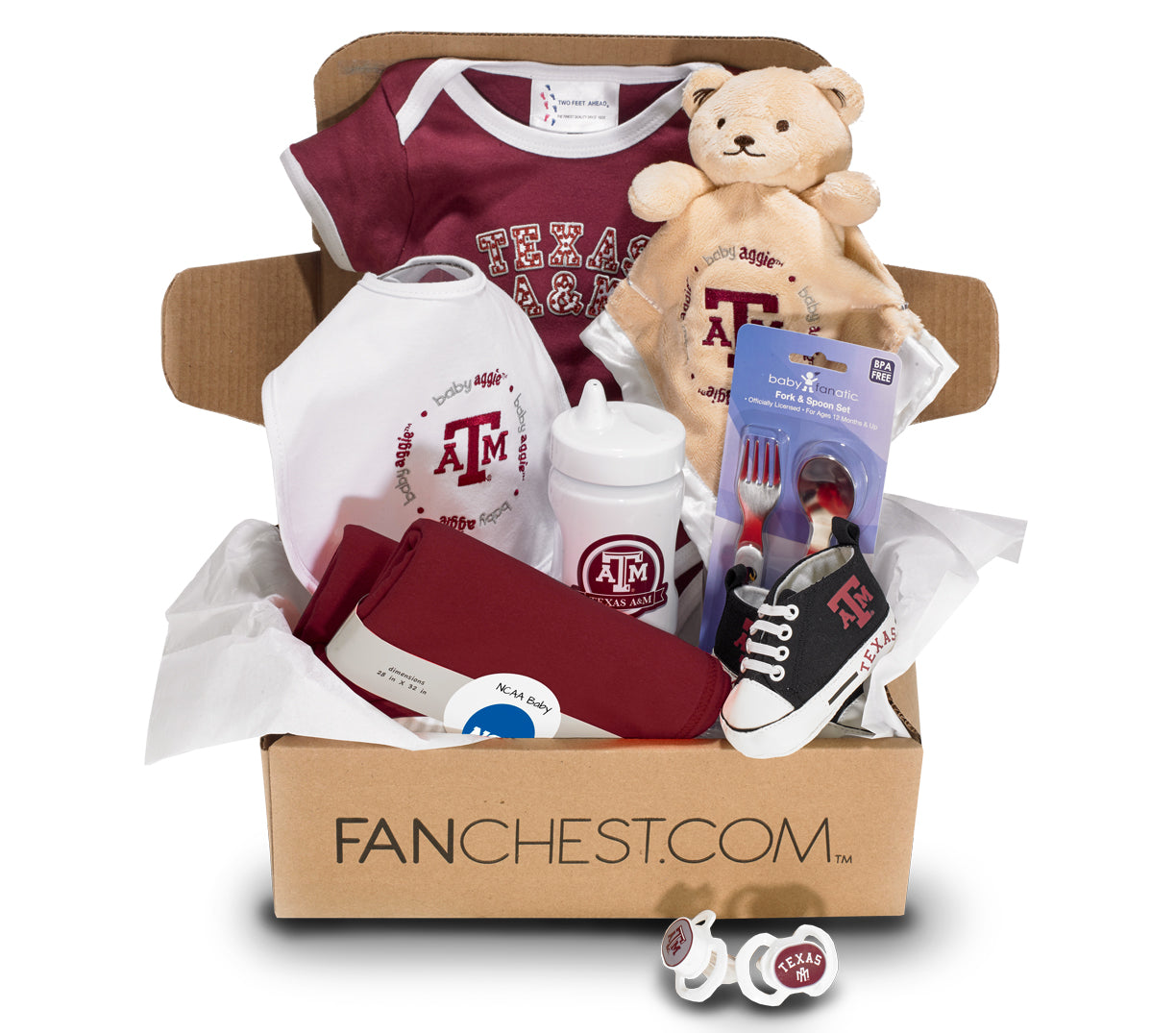 Texas am baby gift boxes am baby gear fanchest texas am baby fanchest negle Gallery
