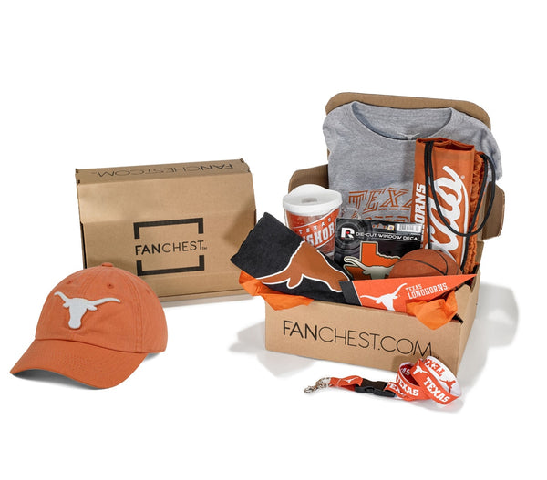 Texas Longhorns FANCHEST Deluxe