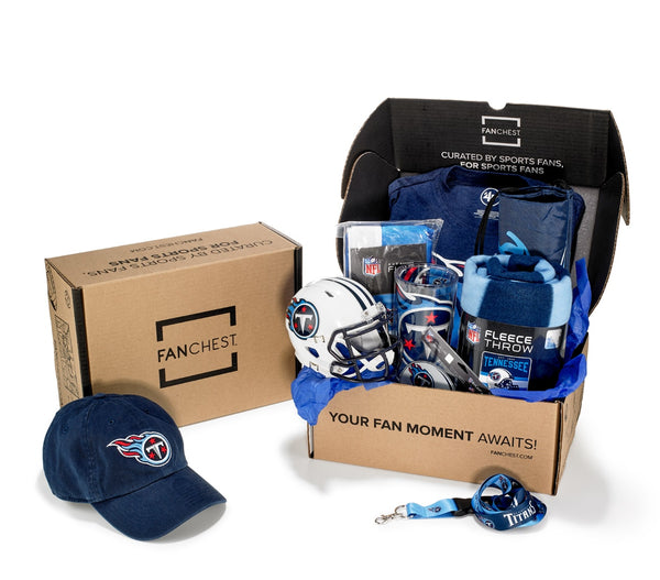 Tennessee Titans FANCHEST Deluxe