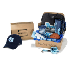 North Carolina Tar Heels FANCHEST Deluxe