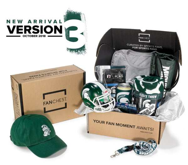 Michigan State FANCHEST 3