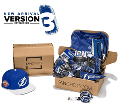 Tampa Bay Lightning FANCHEST 3