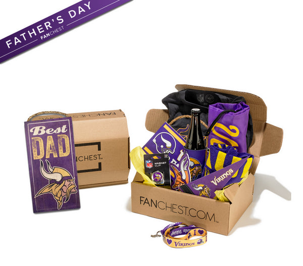 Vikings Father's Day 2018 FANCHEST