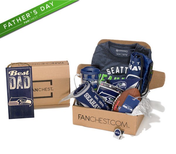 Seahawks Father's Day 2018 FANCHEST