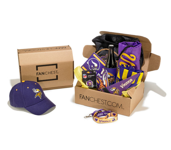 Minnesota Vikings FANCHEST Deluxe