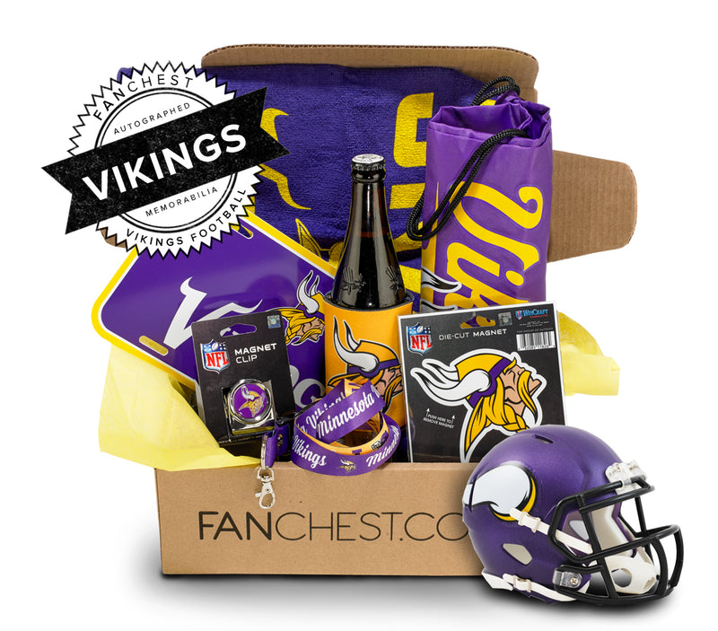 Vikings Memorabilia FANCHEST