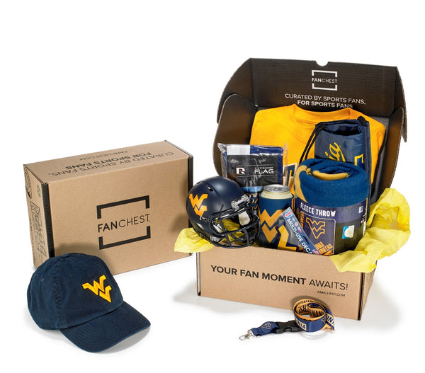 West Virginia Mountaineers FANCHEST Deluxe