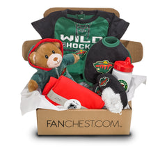 Minnesota Wild Baby FANCHEST I