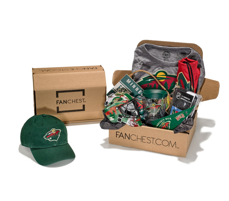Minnesota Wild FANCHEST Deluxe