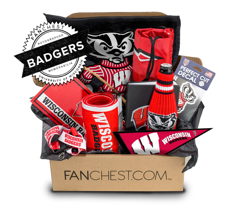 Wisconsin Memorabilia FANCHEST II