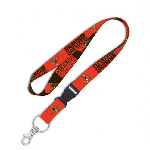 Browns Lanyard