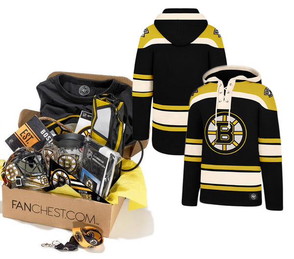 Boston Bruins Hoodie FANCHEST Deluxe