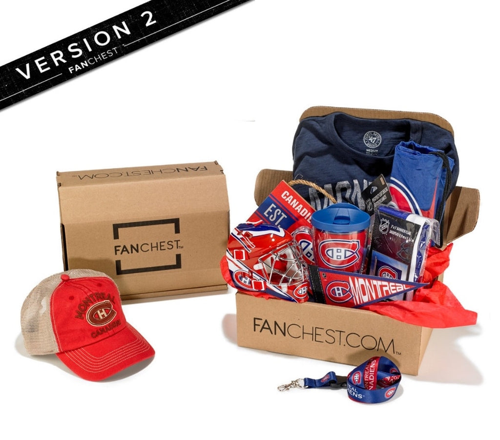 Montreal Canadiens Gift Boxes Canadiens Gear Amp Apparel