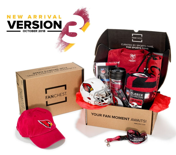 Arizona Cardinals FANCHEST 3