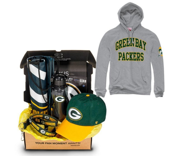 Packers Sweatshirt FANCHEST