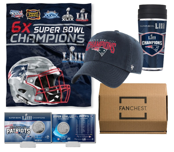 Patriots Championship FANCHEST