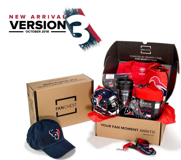 Houston Texans FANCHEST 3