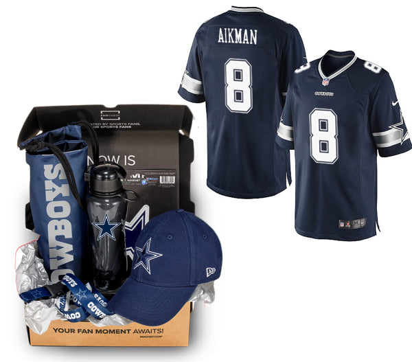 detailed look cdb6f b189d Cowboys Jersey FANCHEST Deluxe