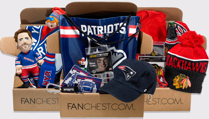 9ebc7a0fc FANCHEST • Ultimate Gift for Sports Fans