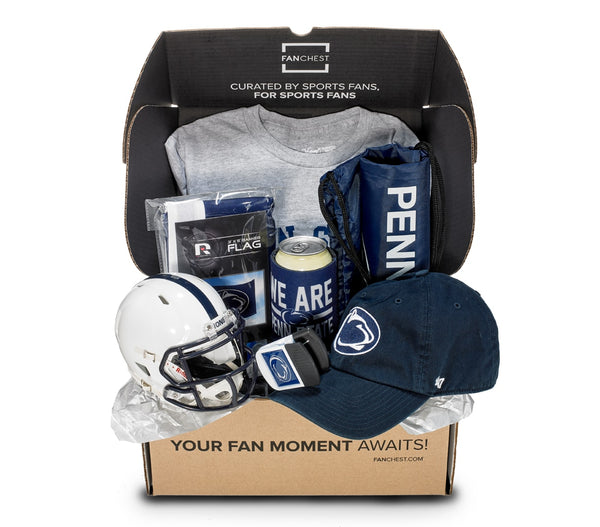 Fanchest Ultimate Gift For Sports Fans Sports Gift Boxes