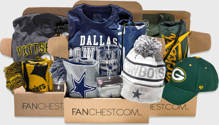 8ea293e5 FANCHEST • Ultimate Gift for Sports Fans | Sports Gift Boxes ...