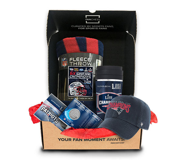 7d418f62d9cf6 FANCHEST • Ultimate Gift for Sports Fans