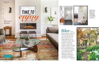 Our Homes Magazine - Feature Home Project